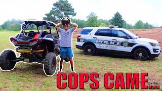 New RZR Turbo S Exhaust is TOO LOUD!!! COPS CALLED