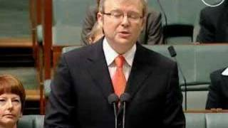 Sorry, Kevin Rudd's Apology to