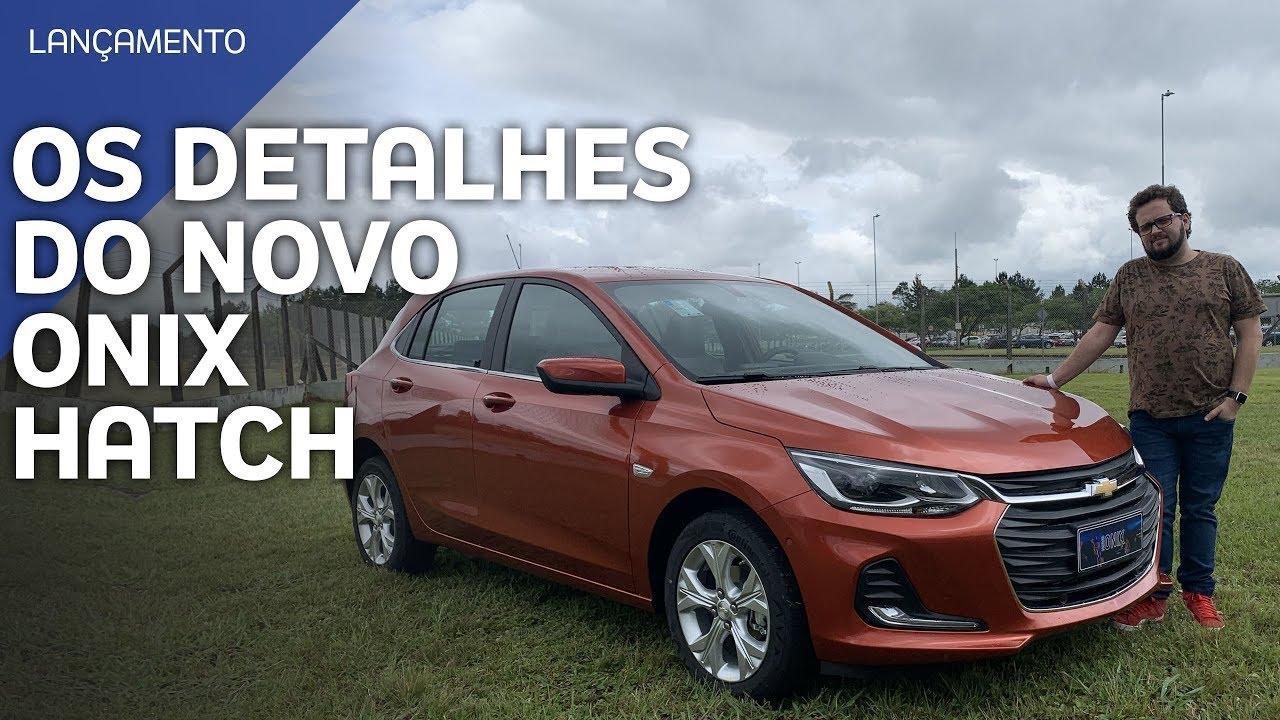 Novo Chevrolet Onix Turbo 2020 Andamos Inclusive Na Pista Youtube