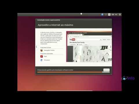 Instalar Linux com partição home separada