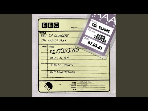 Daylight Titans (BBC In Concert 07/03/81)