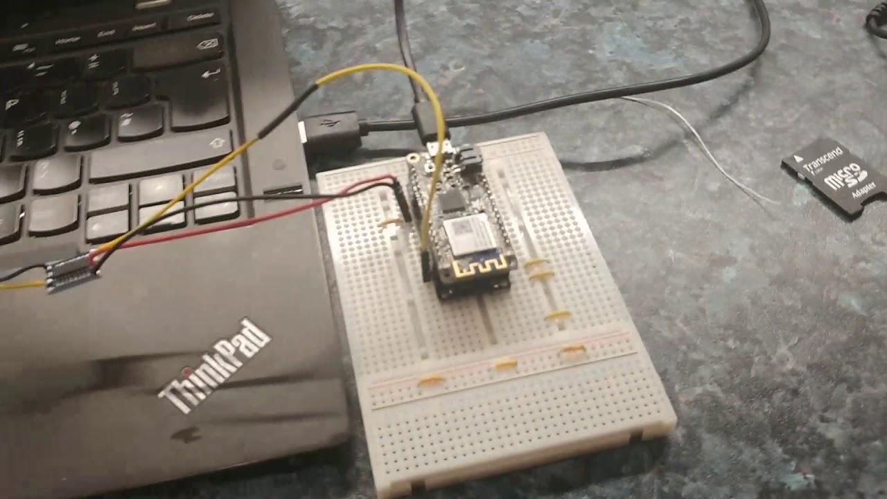 Datalogger for zeitronix zt-2 wideband plus obd2  Arduino adafruit feather  m0 circuitpython