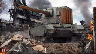 прокачка танка Fv-4005