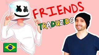 Cantando Friends - Marshmello em Português (COVER)