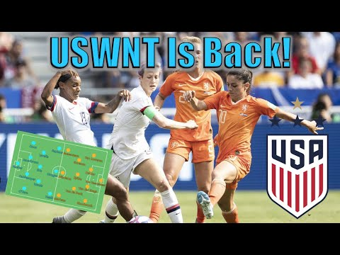 USWNT vs Netherlands Preview