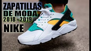 Zapatillas de MODA NIKE l Temporada 2018 - 2019 l StreetWear & Casual [Hombre/Mujer]