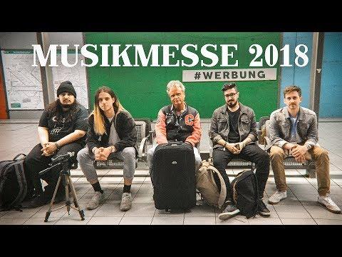 Musikmesse 2018 | mit Fewjar und Lutz Schwarz