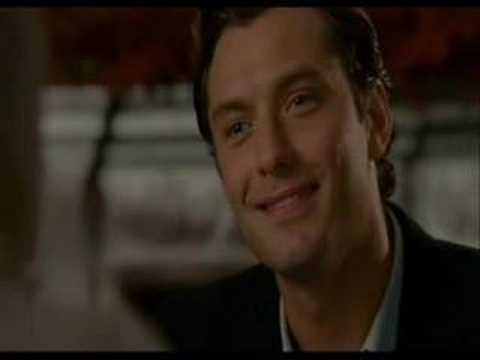 The Holiday montage: Jude Law, Cameron Diaz