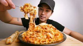 Huge Mound of Lasagna
