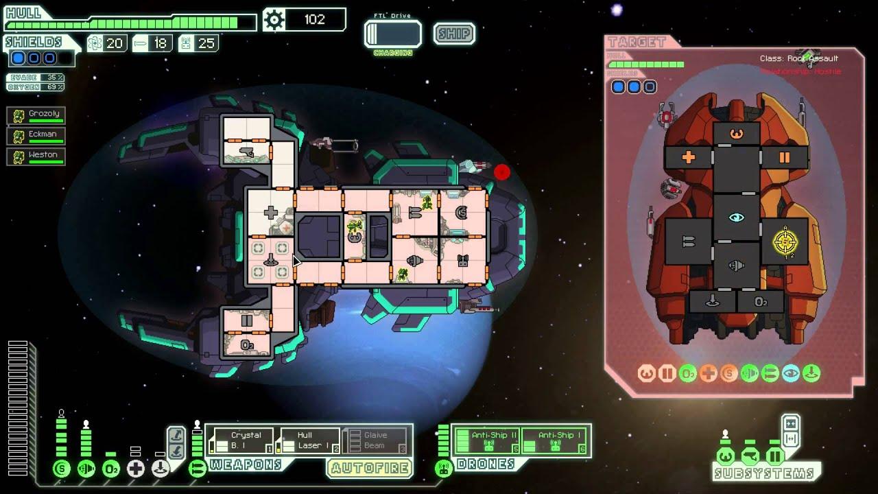 ftl ship achievements