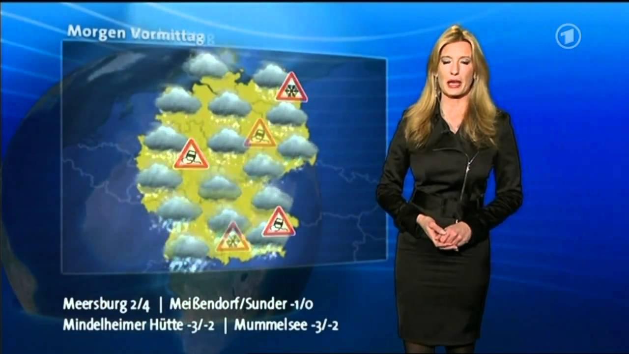 Wetterbericht Nackt