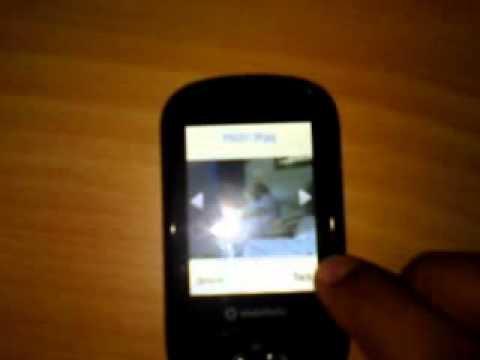 vodafone 543 touchscreen phone