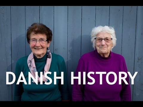 Danish History: Two Grandmothers Reflect on Growing up in Occupied Denmark