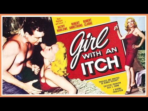 Girl With An Itch (1958) Trailer - B&W / 3:39 mins