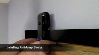 Flat Track Hardware Installation