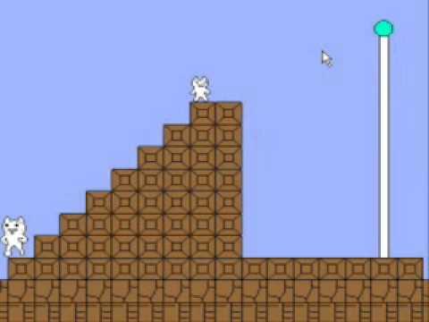 Mario Neko เกมส์มาริโอ้แมวที่ยากที่สุด !!!!