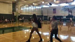 9-5-17 Volleyball game - Westmoor JV vs Terra Nova - set 1
