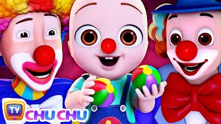 Circus Song - ChuChu TV Baby Nursery Rhymes and Kids Songs