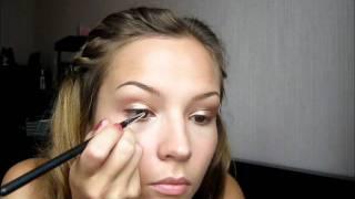 Самый летний и самый простой макияж от Меган Фокс