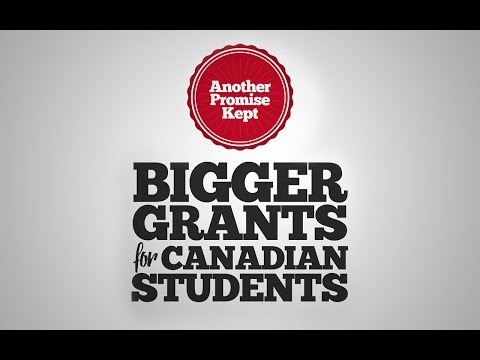 Canada Student Grants