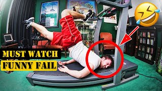 Funny Gym Fails Compilation July 2020|Funny Fails