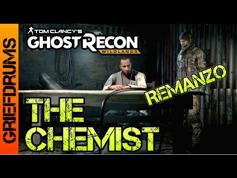 The Chemist: Tactical Ghosts Ep 4 - Ghost Recon Wildlands story Playthrough