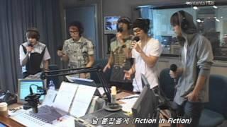 "[SBS] 최화정의 파워타임 Live ""BEAST - Fiction"" (110524)"