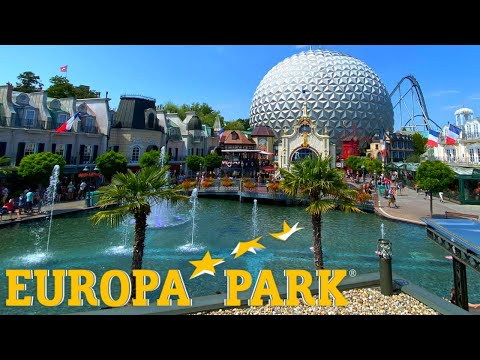 Europa Park Day One Vlog July 2020