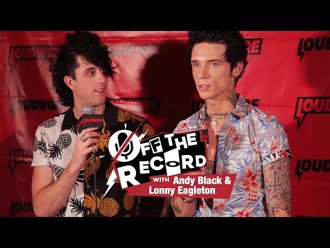 Andy Black: Our Tour Bus Is Haunted | Off The Record