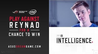 "ASUS - Don't Just Dream, Game - Who is Andrey ""Reynad"" Yanyuk?"