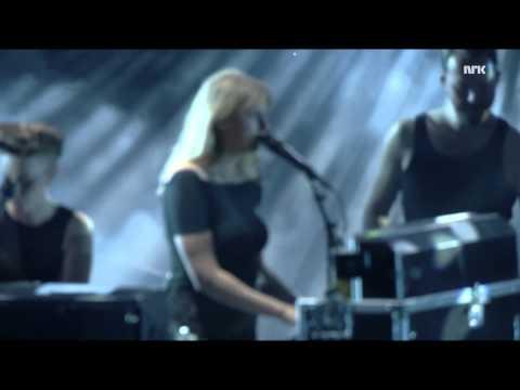 Susanne Sundfør - Full Øya 2015 performance