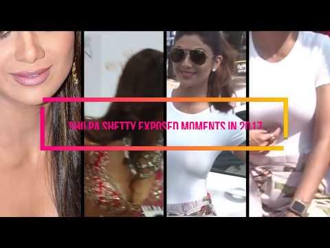 Bollywood Actress | Shilpa Shetty Oops Moments 2017 | Bollywood Xoss thumbnail