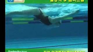 Swimming Drill  Wave Style of Butterfly