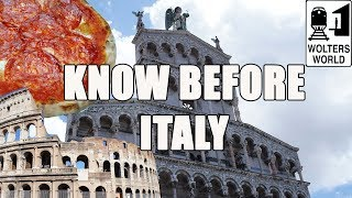 10 Secrets: How to Visit Italy for betterment