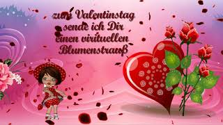 Herzliche Grüße Zum Valentinstag