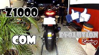 Minha Z1000 Com Acessórios Da Evolution Eric99★HD60fps★Dolby Digital★