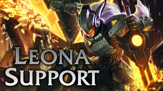 League of Legends | Project: Leona Support - Full Game Commentary