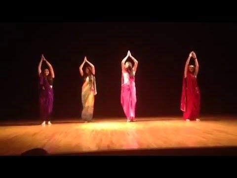 Bollywood Dance (Punjabi Mc - Mundian To Bach Ke) Lycee Abdel Kader Promo 2015