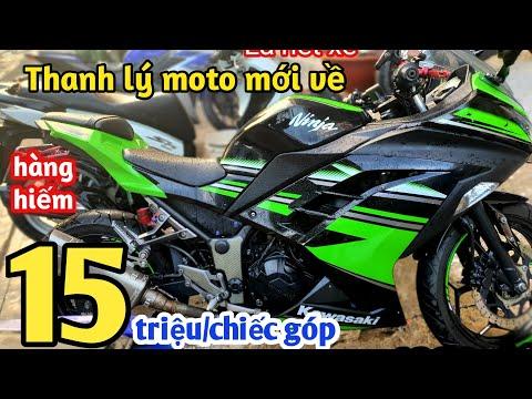 Moto giá rẻ ninja 300,kawasaki z300,yamaha r3,r15v3 mới về thanh lý gấp | xe máy giá rẻ (3/12)