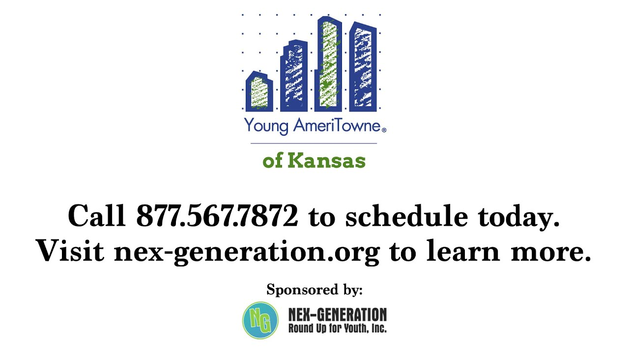 New Young Ameritowne of Kansas Video