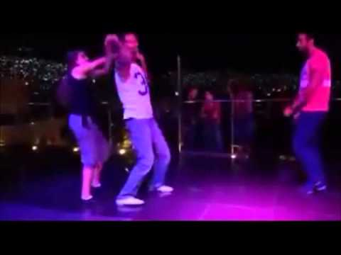 Fadi Spark - Salsa Social Dancing in Damascus - Salsa Spark