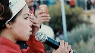 فتاة صغير توجه رسالة قوية لعامل اقليم جرادة الذي نعتها بالكاذبة و تحدث المفاجئة