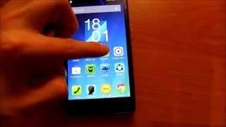 видео Установка и сброс графического ключа Lenovo A516