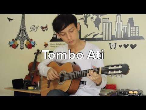 Tombo Ati - Fingerstyle cover