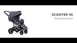 Emmaljunga Scooter 4s • Demonstration video