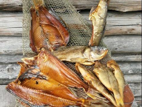 копчение рыбы, коптильня своими руками