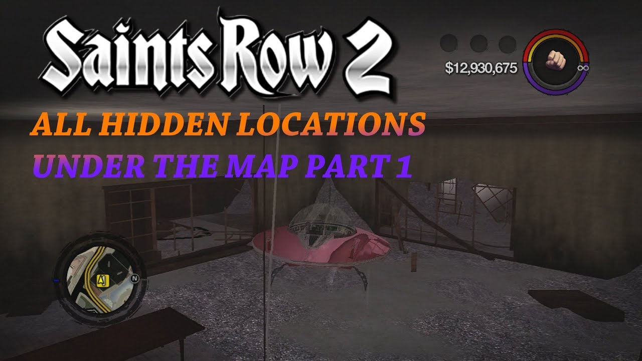Saints Row 2 All Hidden Locations Under the Map Part 1 on test drive unlimited 2 map full, terraria map full, gta 4 map full, red dead redemption map full, just cause 2 map full, saints on the map, far cry 4 map full, dota 2 map full, goat simulator map full, dying light map full,