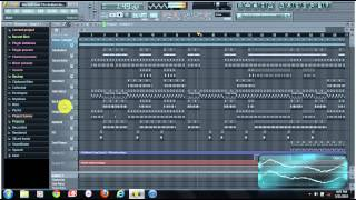 Drake - Started From The Bottom Instrumental Remake on FL Studio + FLP