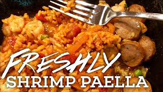 Shrimp Paella from Freshly.com