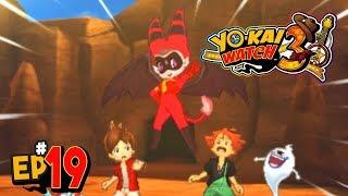 Yo-Kai Watch 3 Part 19 Little Charrmer Saves Us! -  3DS Gameplay Walkthrough